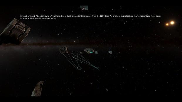 0.3.0.0 mission screenshots