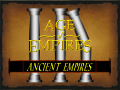 Age of Empires 3: Ancient Empires