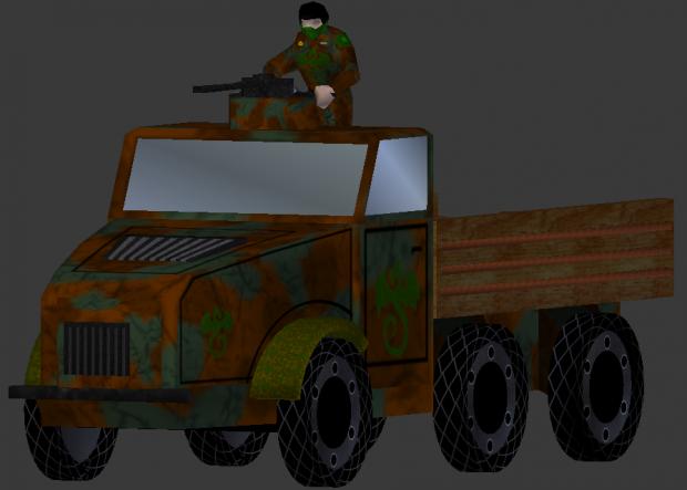 FAR Ammo Truck