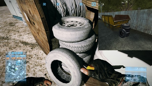 objects bf3