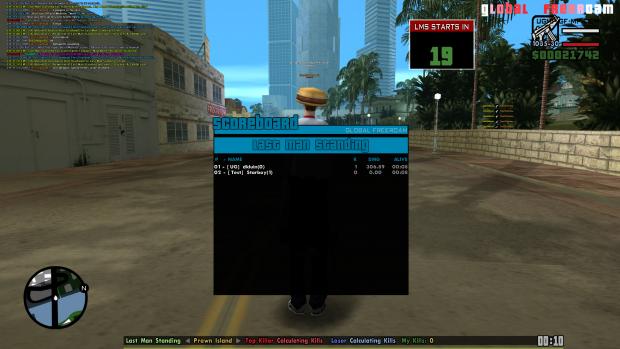 Snapshot 4.1.7 screenshots