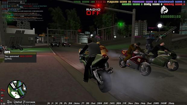 UG-MP screenshots