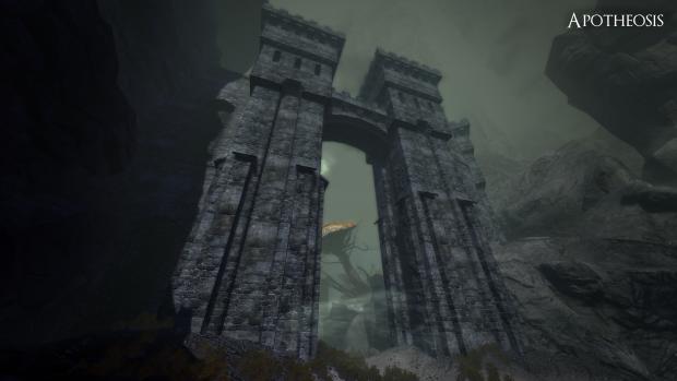Dreamsleeve: Hadrian's Wall (Hub World)