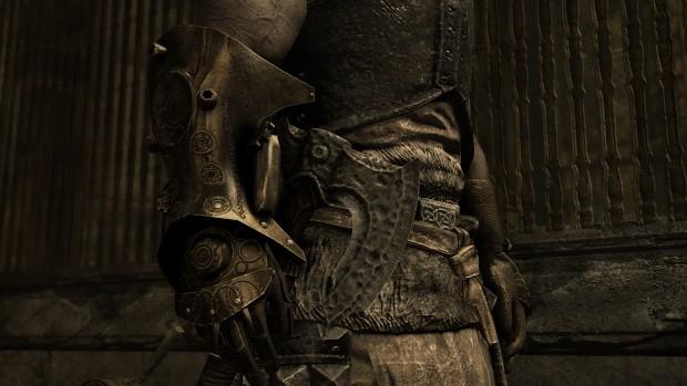 Wraithguard - A Morrwind Artifact at Skyrim Nexus - mods ...