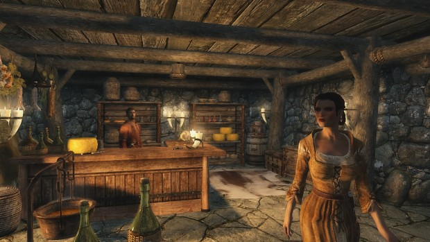 Image 5 - Just ENBSeries and SweetFX for Skyrim mod for