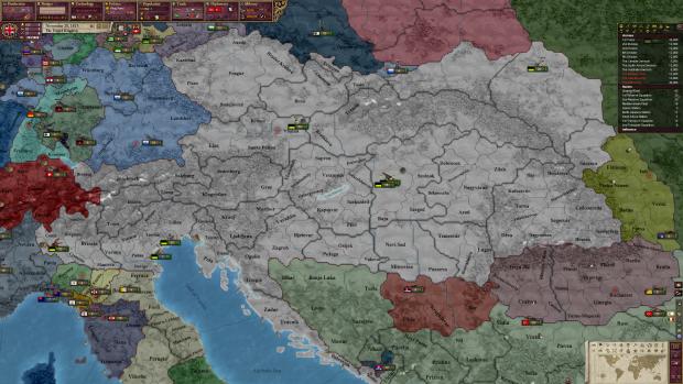 CoE New Provinces