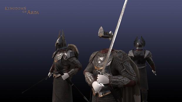 [SP] [MP] Kingdoms of Arda ElessarGuard01