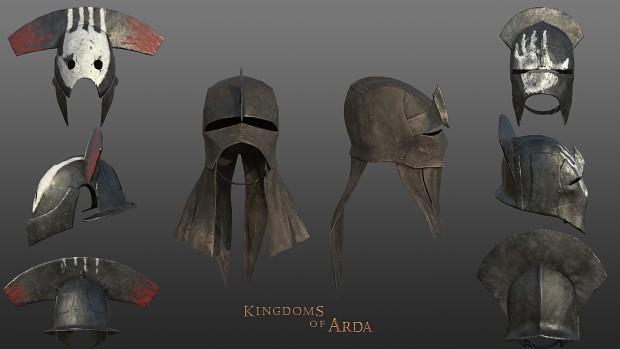 Isengard Helmets