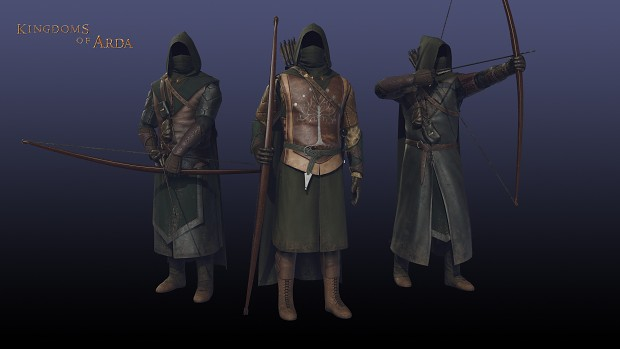 Ithilien Rangers