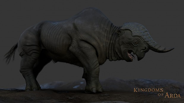 Great Beasts of Mordor