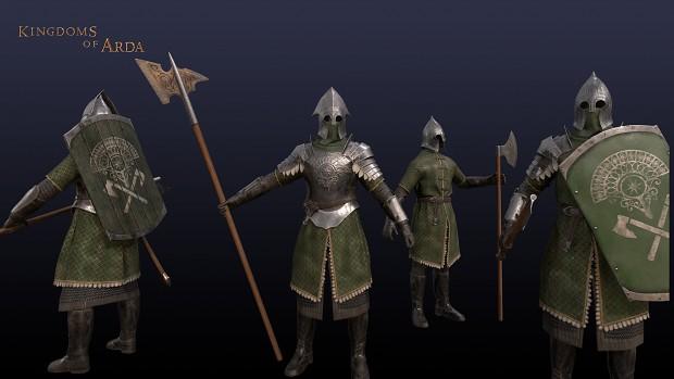 Axemen of Lossarnach