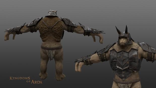 Olog-Hai of Mordor