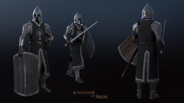 Gondorian Veterans