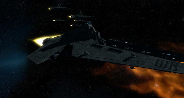 New ships for the Empire faction
