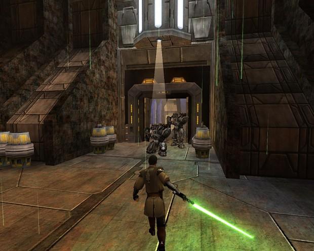 Jasp on Jedi Game Engine