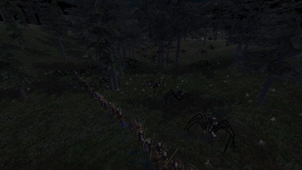 Attack of the Blightlings