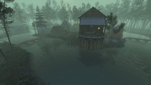 The Ranger Outpost of Loagenbrook