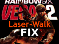 Laser-Walk Fix