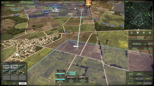STRV 121 Range