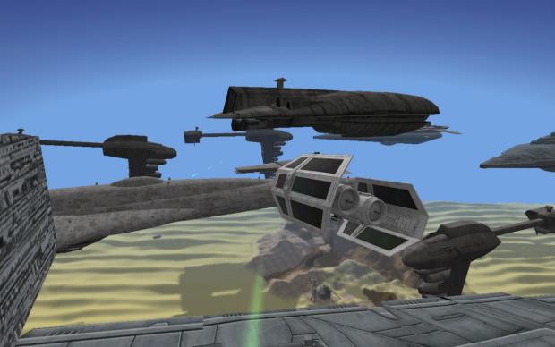 Tatooine At War