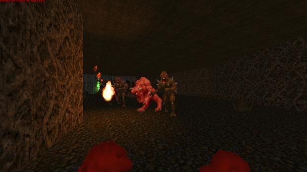 Onepunchman Doom v1.3 screenshots (newest)