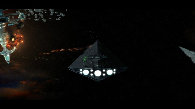 Resurgent-class Battlecruiser image - Star Wars:Shattered ...