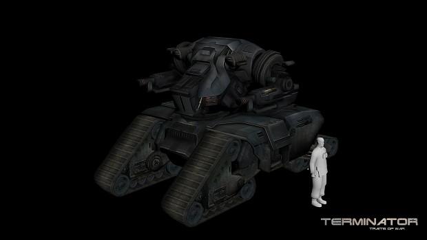 Skynet HK tank (WIP)