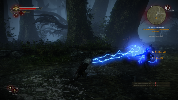 Quen Lightning