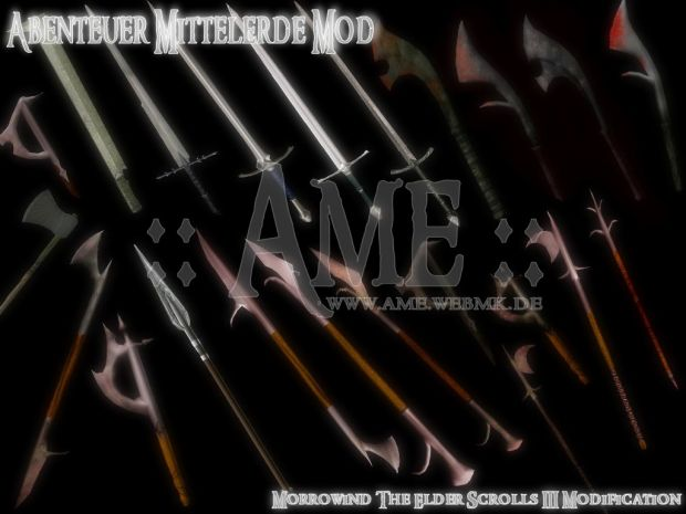 Ame Weapons