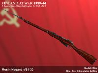 Mosin Nagant Carbine M/91-30