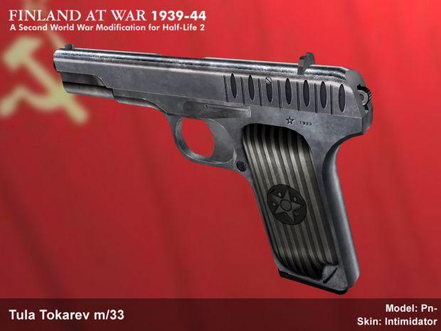 Tula Tokarev M/33