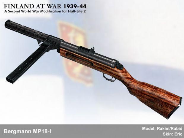 Bergmann MP18-1