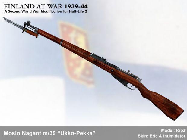 """Mosin Nagant M/39 """"Ukko-Pekka"""""""