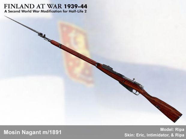 Mosin Nagant M/1891