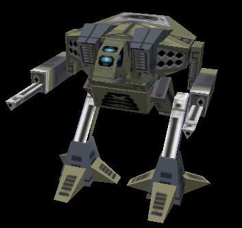 Cougar image - BattleMech Mod v1.0 for C&C: Generals - Mod DB