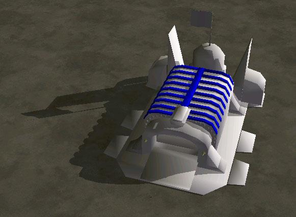 Aliens WarFactory in WB