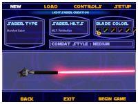 A new lightsaber