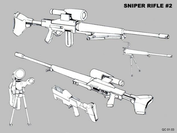 Sniper Rifle #2