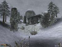 Snow in Frysmark