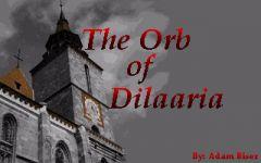 Orb of Dilaaria Title Screen