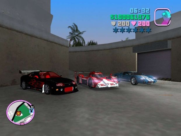 Gta Vice City Reward Cars