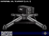Imperial ML Turret Level 1