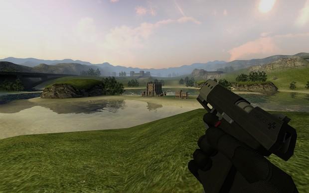 Updated Model for 2.4: Brenodi Empire Heavy Pistol
