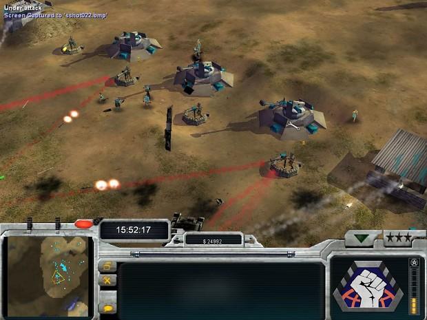 Updated Militia 50 Cal