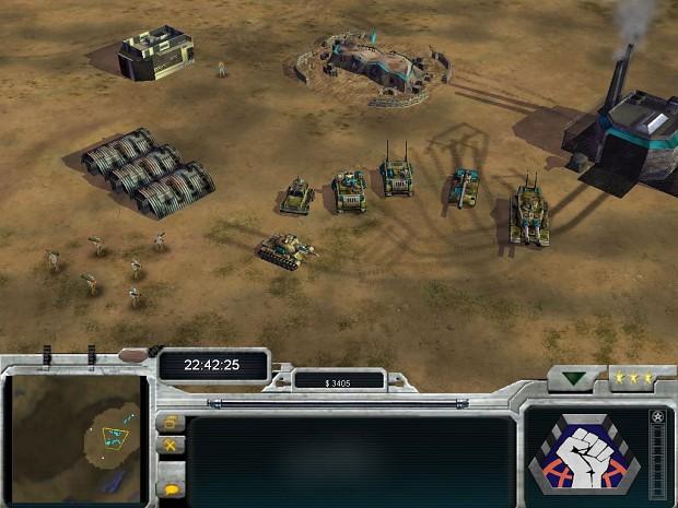 Updated Militia Units