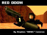 Red Doom release poster