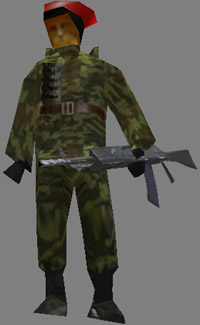 Russian Conscript