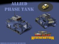 Allied Phase Tank