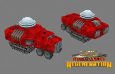 Soviet Tesla Tank
