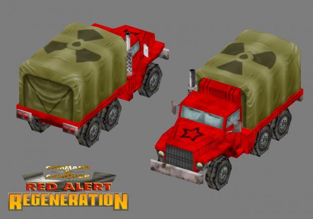 Soviet Demo Truck